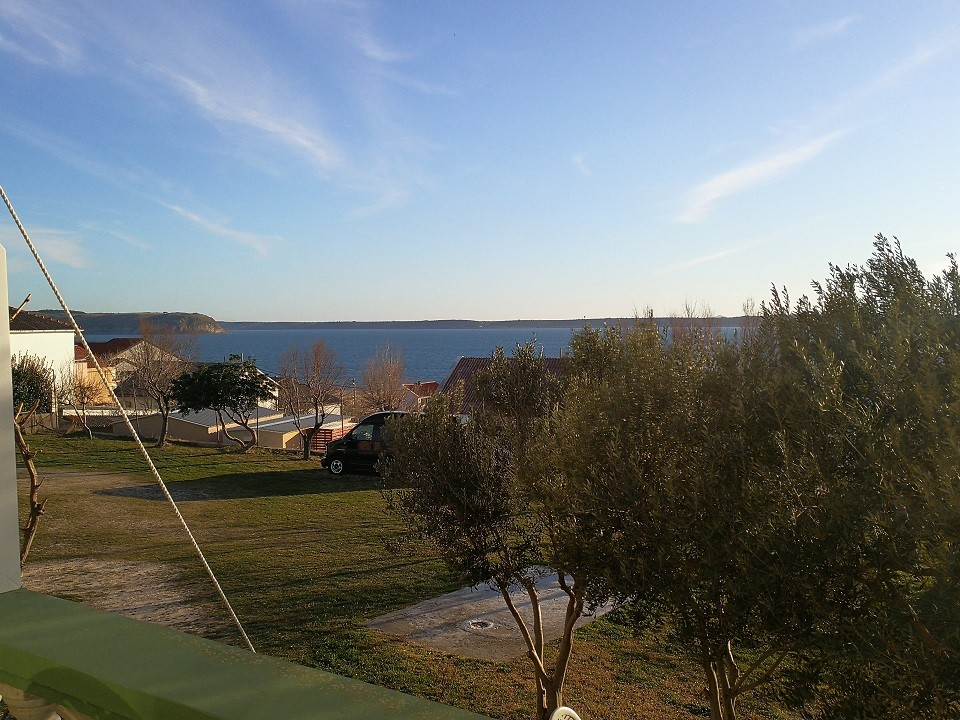 Vacation apartment for rent in Rtina Miletici near Zadar and Pag island for 4-5 people